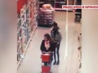 Un hoț din Craiova i-a furat în 3 secunde telefonul unei femei