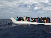 Migranți salvati