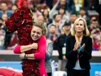 Halep are nevoie de un tur în plus la Roma faţă de Wozniacki pentru a-şi păstra locul I WTA