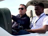 România, centru de formare a echipajului de zbor. Fiul unui ministru din Tanzania învață la noi
