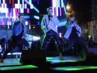 Iașiul împărțit între concert și Parascheva. Spectatorii și pelerinii au plecat dimineață spre case