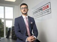 Unul dintre cei mai tineri milionari din UK are 19 ani. Afacerea pe care a început-o la școală