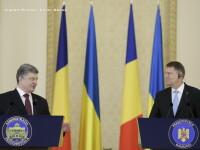 Klaus Iohannis a vorbit la telefon cu președintele Ucrainei și i-a spus că este foarte nemulțumit