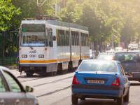 Tramvaiul 41 NU circulă în weekend. Ce variante au călătorii din București