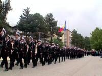 Cadeții Academiei Navale au depus jurământul de credință: E un job stabil!