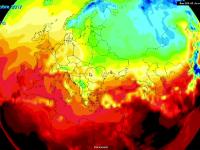 Pregătiți-vă pentru o iarnă cu anomalii climatice. Efectele ruperii mai devreme a vortexului polar