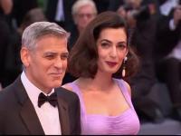 George Clooney a povestit că soţia lui, Amal, a fost hărțuită sexual