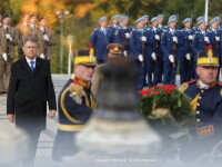 """Președintele Klaus Iohannis: """"Armata este aidoma unui organism viu"""""""