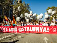 Parlamentul catalan, dizolvat în mod oficial. Guvernul spaniol preia controlul
