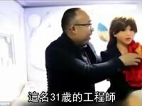 Şi-a creat o soţie bionică, iar acum vinde roboţi bărbaţilor singuri. VIDEO