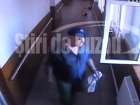Un deţinut eliberat din puşcărie a devastat un centru social din Buzău. VIDEO