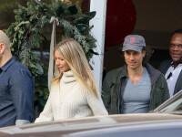 Gwyneth Paltrow şi producătorul Brad Falchuk s-au căsătorit. Poza publicată de actriță