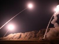 Zeci de lideri ai Statului Islamic ar fi fost ucişi de rachetele iraniene