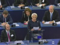 Europarlamentar: Situația statului de drept din România ar putea fi discutată luni în PE