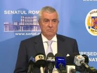 DNA cere urmărirea penală a lui Călin Popescu Tăriceanu într-un nou dosar