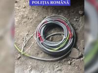 Au fost prinși hoții care au furat cablurile de la tiroliana din parcul de aventură de pe Pârtia Cocoș