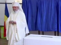 """Mesajul Patriarhului Daniel, în momentul în care prezența era 11,67%: """"Să nu fie prea târziu"""""""