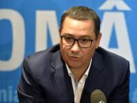Victor Ponta: Dacă va candida Dragnea, va fi un blat cu Iohannis