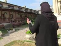 Seif cu 20.000 de lei, furat dintr-o mănăstire din Dâmbovița de indivizi cu fețele acoperite