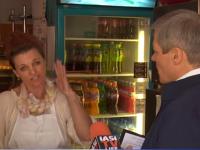 """Cioloș, poftit afară dintr-o patiserie, unde strângea semnături: """"Deci gata, că pierd clienți"""""""