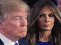Suma uriașă cheltuită de Melania Trump pentru o singură noapte de cazare la un hotel