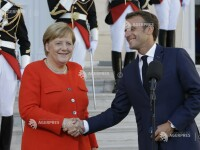 Germania şi Franţa se pregătesc pentru un Brexit fără acord. Anunţul Angelei Merkel