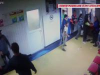 Bătaie între două familii la Spitalul de Urgenţă din Buzău. Zeci de pacienți, evacuați de urgență