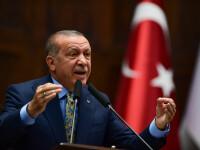 Economia Turciei a intrat în recesiune, după ce în 2017 creștea cu 7,4%