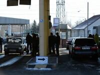 Descoperirea făcută de polițiștii de frontieră în mașina unui ucrainean