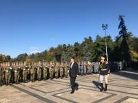 Ziua Armatei Române. Mesajele transmise militarilor de președinte și premier. VIDEO