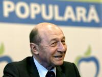 """Traian Băsescu, optimist cu privire la rezultatele de la alegeri: """"PMP și-a luat \'aurul\' înapoi"""""""