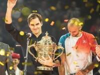 """Federer, după meciul împotriva lui Copil: """"Nu am putut să-mi fac jocul aşa cum speram împotriva lui"""""""