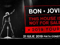 Trupa americană Bon Jovi, concert la București, în 2019. Prețul biletelor