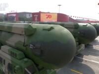 Racheta balistica Dongfeng 41, prezentata la Beijing - 3
