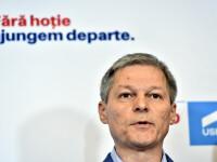 Cioloș: Acest joc politic al PNL în momentele pe care le trăim este IRESPONSABIL