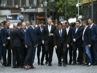 """Președintele Klaus Iohannis speră la un Guvern nou """"după săptămâna viitoare"""""""