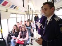 Campanie educativă în Iași. Polițiștii le-au explicat copiilor ce este hărțuirea sexuală