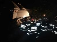 Cei care au murit în accidentul din Ialomița erau colegi de muncă. Anunțul companiei