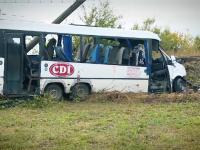Ajutor de urgență pentru 16 familii afectate în urma accidentului din Ialomița
