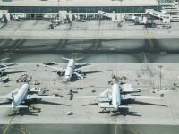 Încă o linie aeriană suspendă toate zborurile. Nu mai pot plăti nici măcar carburantul