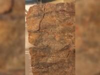 Mesajul de pe o tabletă veche de 1500 de ani, găsită în Israel, a fost în sfârșit descifrat