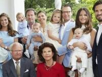 Regele Suediei le retrage titlurile nepoților. Explicația pentru decizia surprinzătoare