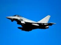 Un avion de vânătoare american s-a prăbușit în vestul Germaniei