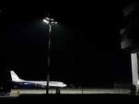 Aterizare cu emoţii pe aeroportul din Iaşi. La bordul avionului era un cunoscut politician