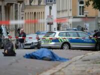 Atac armat lângă o sinagogă în Germania: doi oameni au fost uciși. O persoană a fost arestată