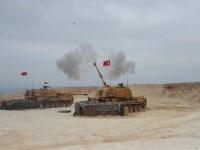 Ofensiva Turciei în Siria: kurzii anunță 45 de morți și zeci de răniți