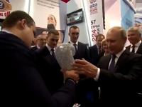 Putin a dezvăluit cum s-a ales cu nasul spart după un meci de box. Cadoul primit