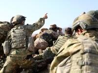 Damascul trimite trupe în nordul țării în fața ofensivei turce