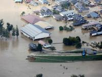 O femeie a murit după ce a căzut din elicopterul venit să o salveze de taifunul Hagibis