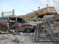 New York Times: Rusia a bombardat intenţionat patru spitale ale rebelilor sirieni